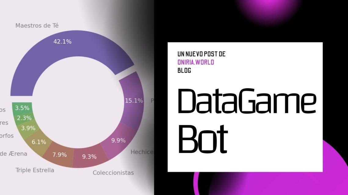 Data Game bot