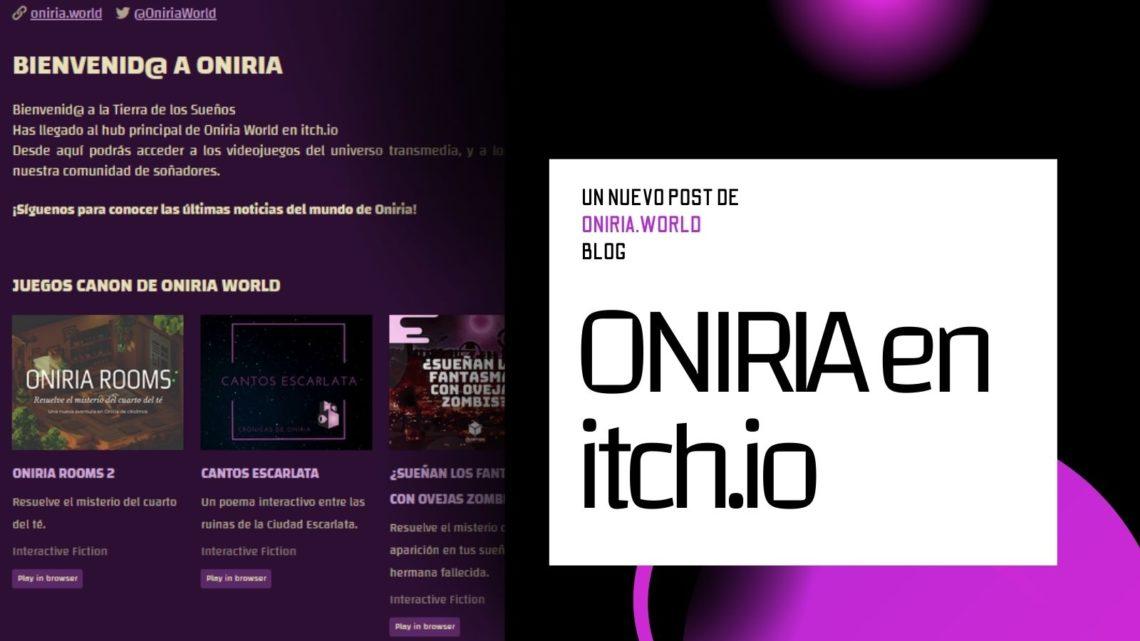 Oniria en itch.io