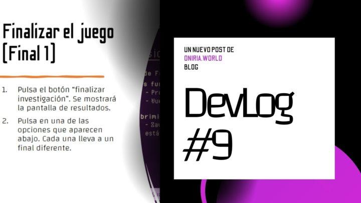 DevLog9