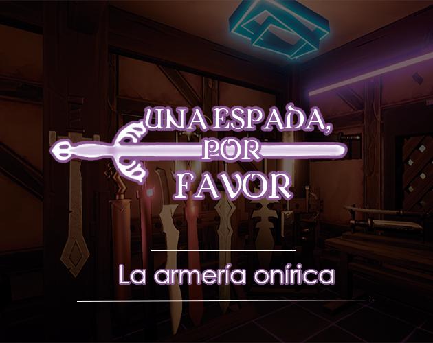UnaEspadaPorFavor